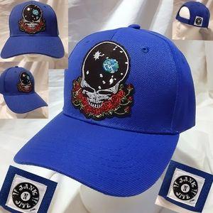 Grateful Dead hat, Blue Grateful Dead SYF hat